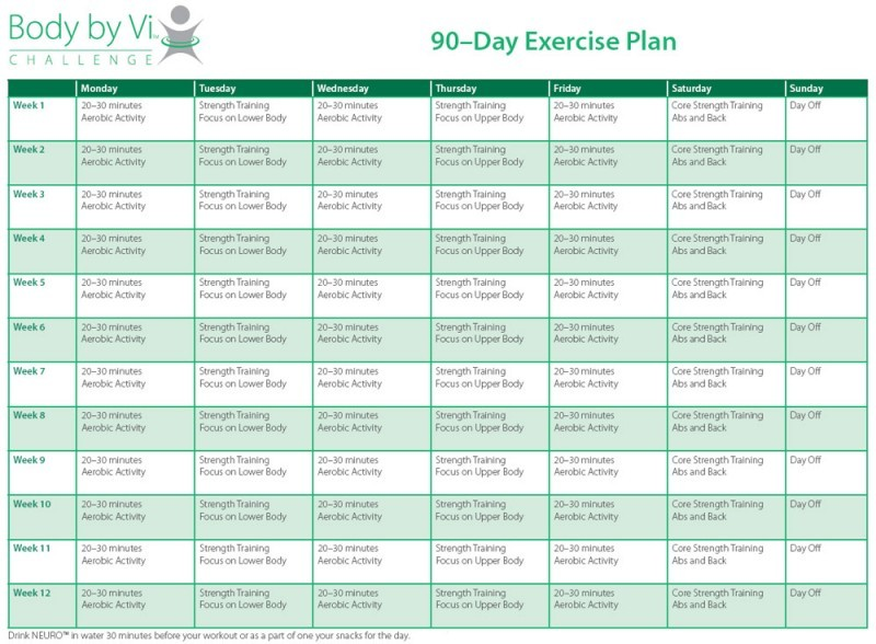 90 day supreme workout chart | Search Results | Global News | Ini ...
